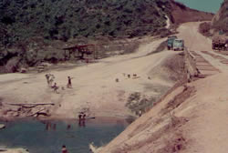 Região de Marambaia e do porto de Belém no início dos anos 60